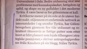 Sitat Morgenbladet